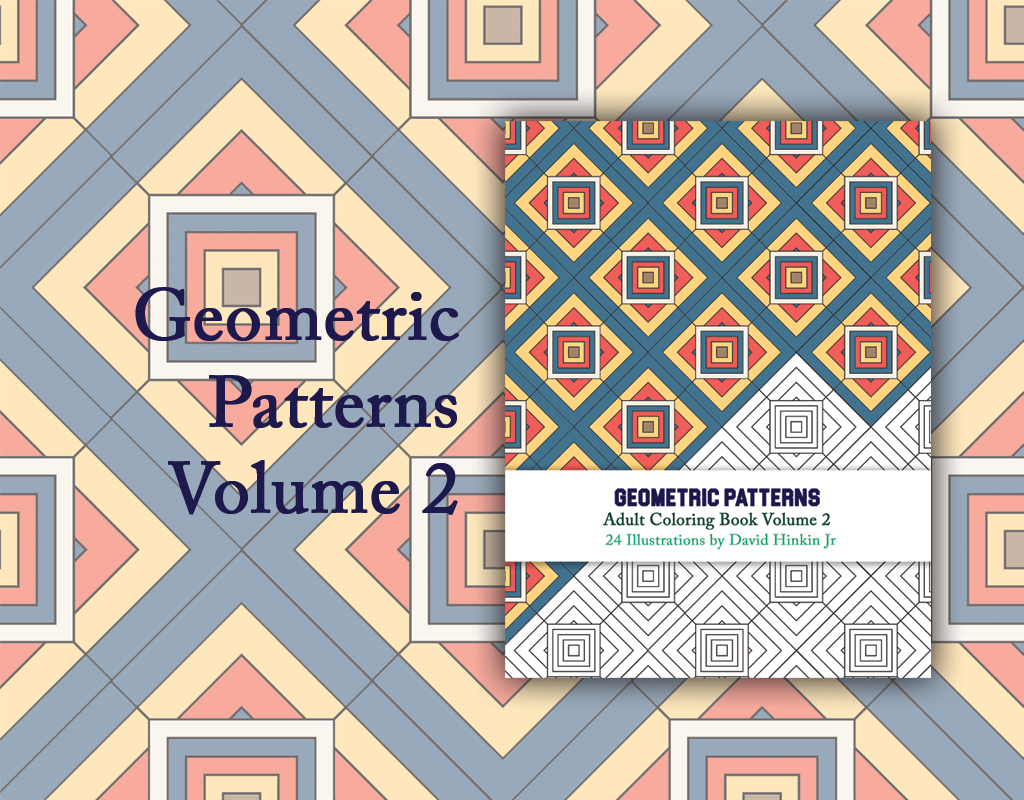 geometric patterns volume 2 inkcartel.net
