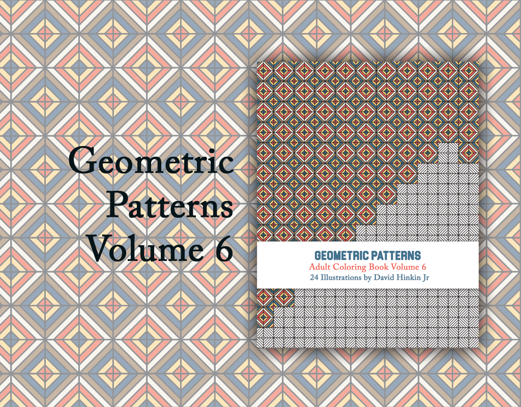 geometric patterns volume 6 inkcartel.net