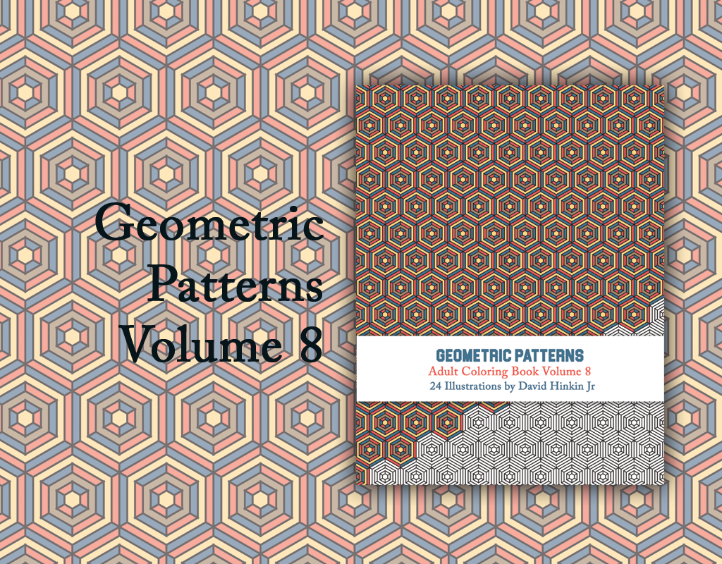 geometric patterns volume 8 inkcartel.net