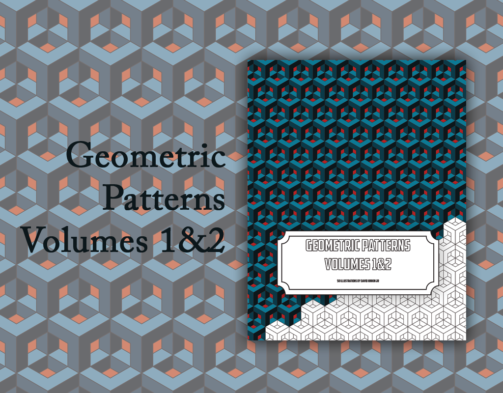 geometric patterns volumes 1&2 inkcartel.net
