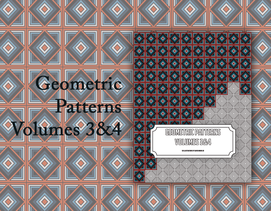 geometric patterns volumes 3&4 inkcartel.net