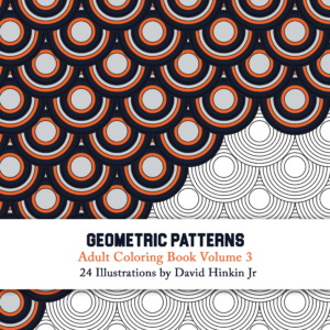 Geometric patterns volume 3 cover