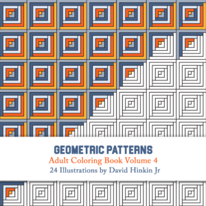 Geometric Patterns Volume 4 cover