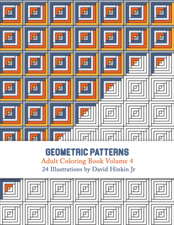 Geometric Patterns Volume 4 cover