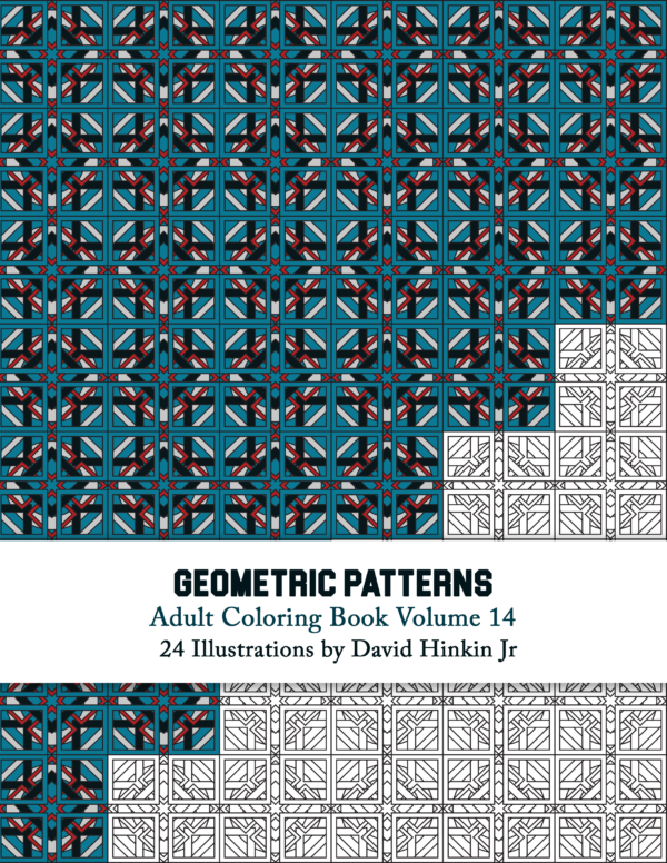 geometric patterns volume 14 inkcartel.net