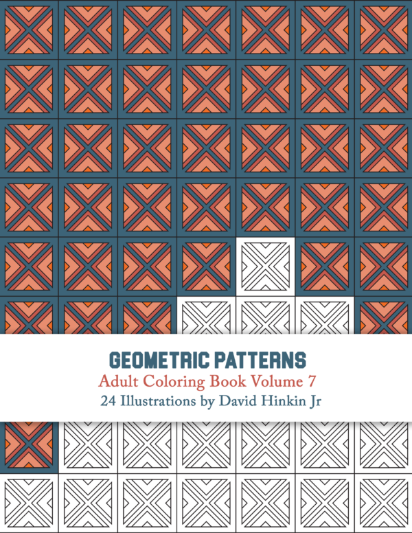 geometric patterns volume 7 cover inkcartel.net