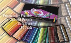 prismacolor premier colored pencils soft core 150 Pack incartel.net