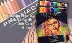 prismacolor premier colored pencils soft core 48 Pack incartel.net