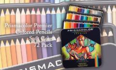 prismacolor premier colored pencils soft core 72 Pack incartel.net